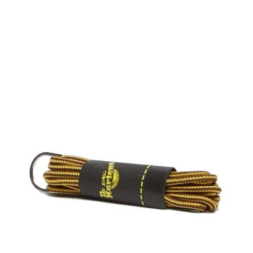 Sznurowadła Dr. Martens Brązowo-Żółte Okrągłe 140cm AC046001