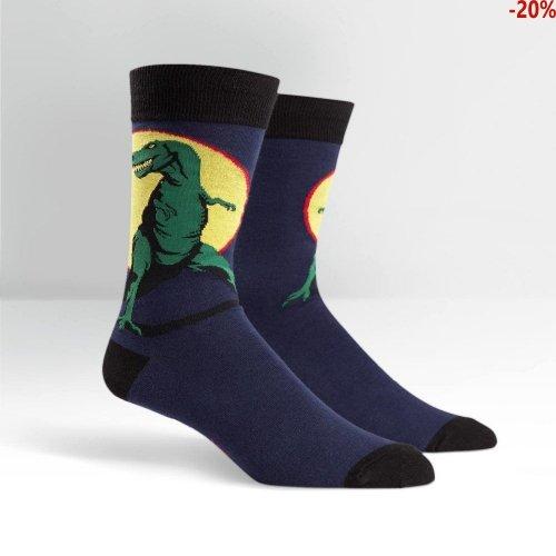 Skarpety męskie Sock It To Me T-Rex MEF0073