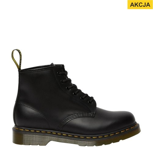 Buty Dr. Martens 101 Black Smooth 26230001