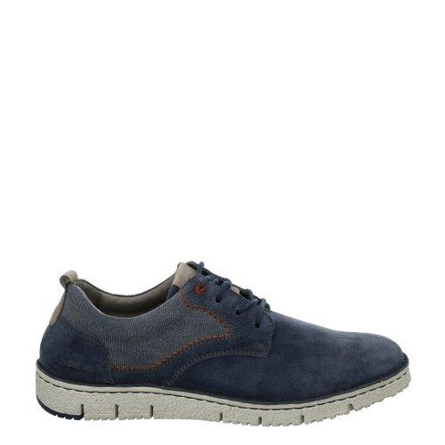 Półbuty Josef Seibel RUBEN 01 Velur Jeans 47701949541