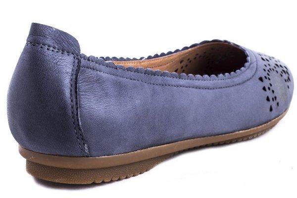 Balerinki Josef Seibel PIPPA 31 Jeans Nesty Oil