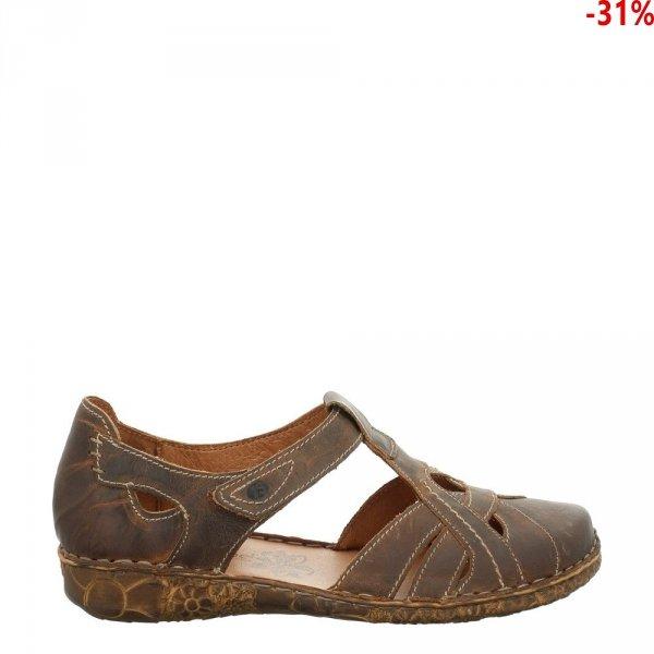 Sandały Josef Seibel ROSALIE 22 Brandy 7952995320