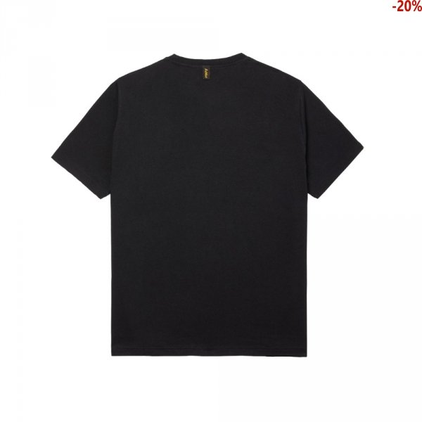 T-Shirt Dr. Martens TARGET PRINT Black AC832001