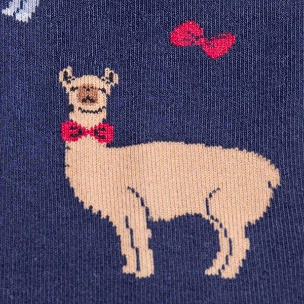 Skarpety męskie Sock It To Me Llama Drama