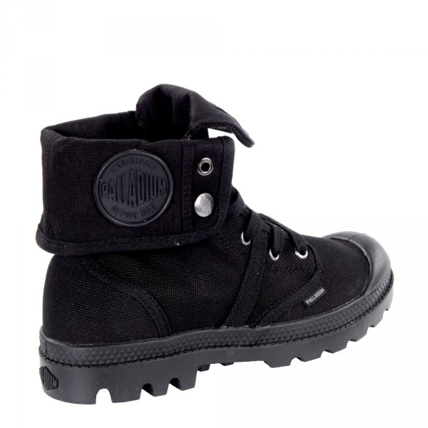 Buty Palladium PALLABROUSE BAGGY Black Black 92478001