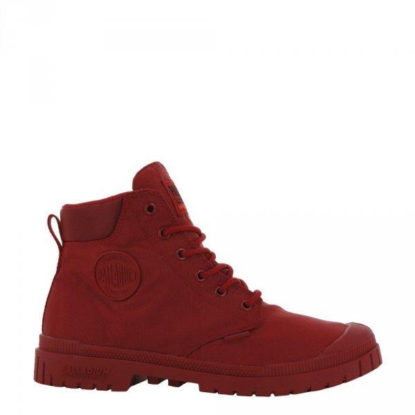 Buty Palladium PAMPA SP20 CUFF WP+ Red Salsa 76835614