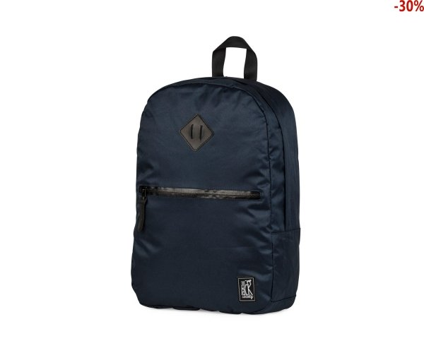 Plecak The Pack Society BACKPACK SOLID DARK BLUE 999CMM702.25