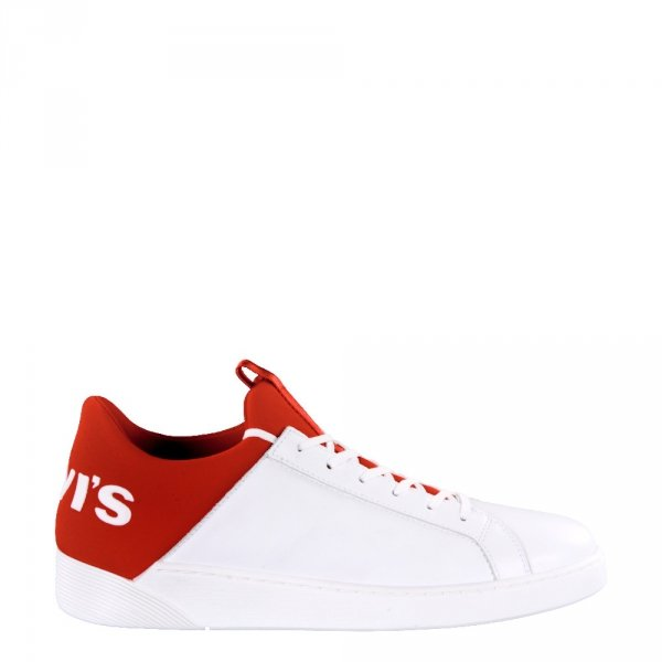 Sneakersy Levi's MULLET Red 23008793187