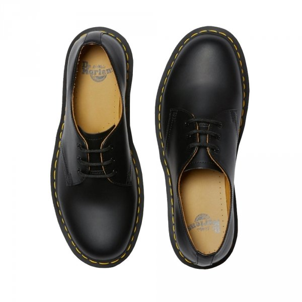 Półbuty Dr. Martens 1461 SMOOTH Black Smooth 11838002