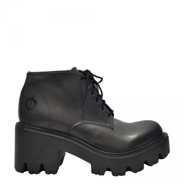 Botki Altercore NEXI Black VEGAN