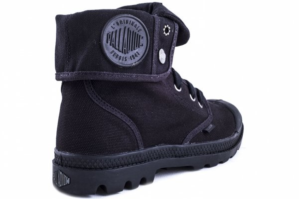 Buty Palladium BAGGY Black Black 92353060