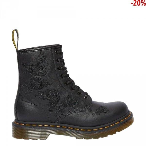 Buty Dr. Martens 1460 MONO VONDA Black Softy T 24985001