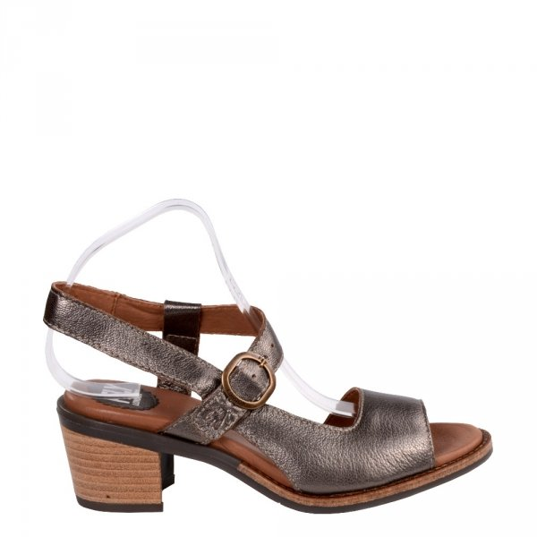 Sandały Fly London ZORA 583 Idra Bronze P144583000