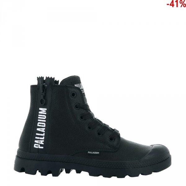 Buty Palladium PAMPA UBN ZIPS Black Black 96857008