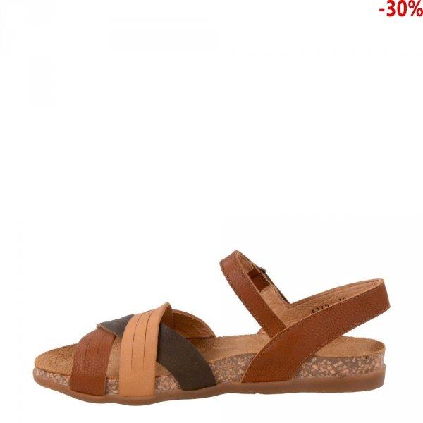 Sandały El Naturalista N5242 ZUMAIA Cuero Mixed Multi Leather