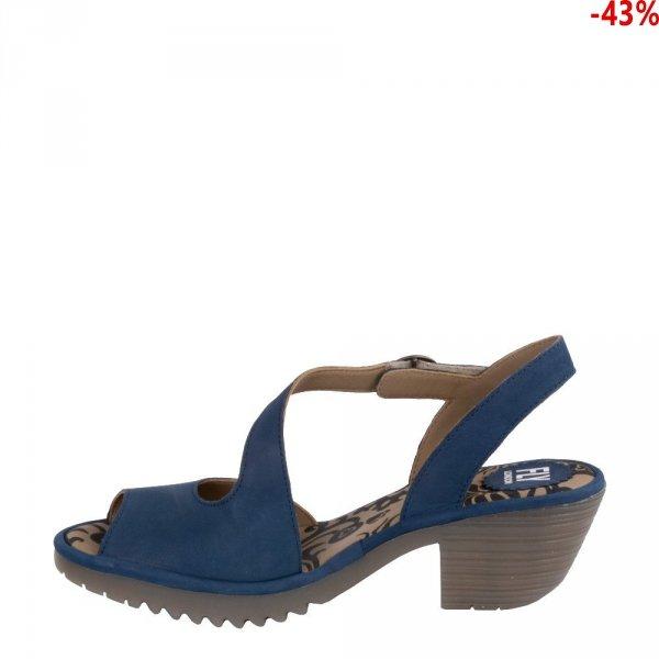 Sandały Fly London WYNO 023 Blue Cupido P501023012