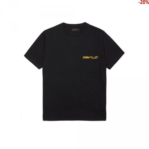 T-Shirt Dr. Martens TAPE T-SHIRT Black AC731001