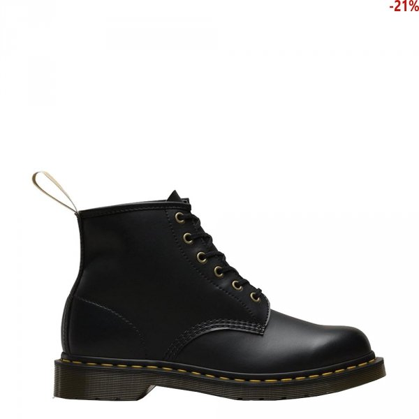 Buty Dr. Martens 101 FELIX RUB OFF Black Vegan 23984001