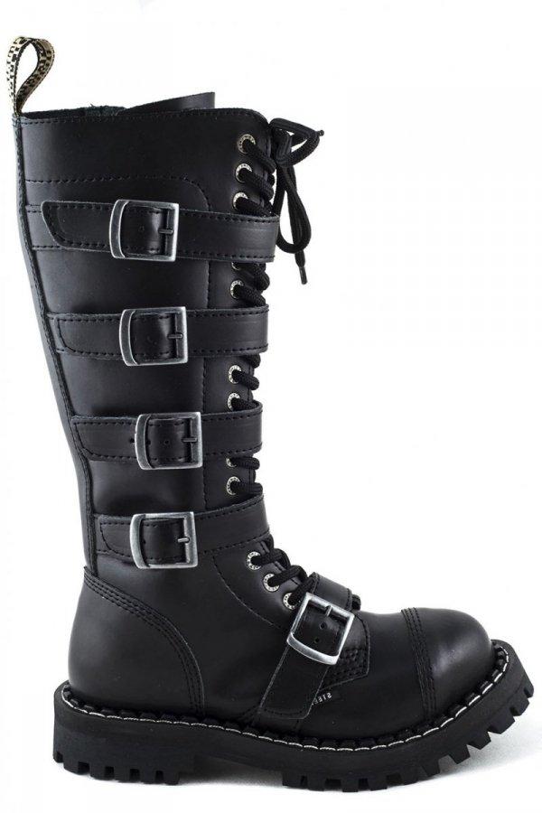 Glany Steel 139/140/5P Black