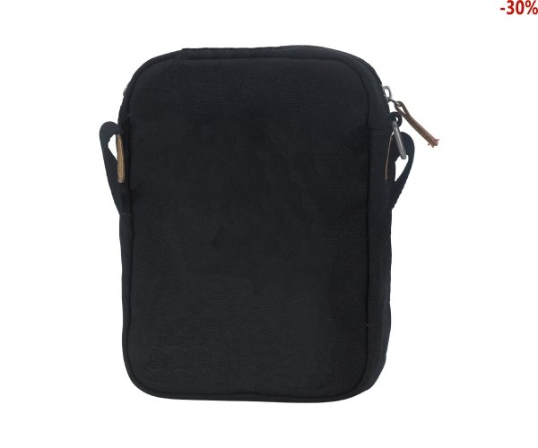 Saszetka The Pack Society SHOULDERBAG SOLID BLACK SMALL 999CLA751.01