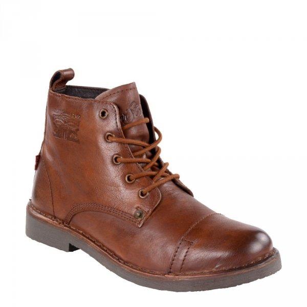 Trzewiki Levi's TRACK Medium Brown 22875571027