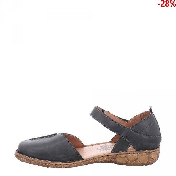 Sandały Josef Seibel ROSALIE 42 Schwarz 79542727100