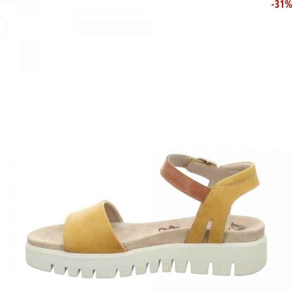 Sandały Josef Seibel THEA 05 Safran Kombi 69805727851