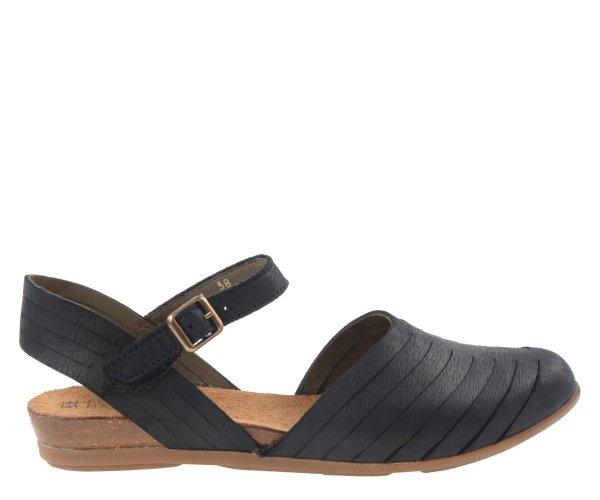 Sandały El Naturalista STELLA N5201 Black Pleasant