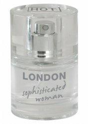 Feromony-HOT Pheromon Parfum LONDON sophisticated woman