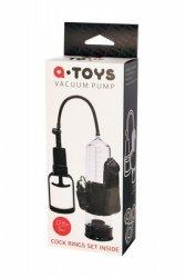 Pompka-A-TOYS 769010 Vacuum vibro penis pump