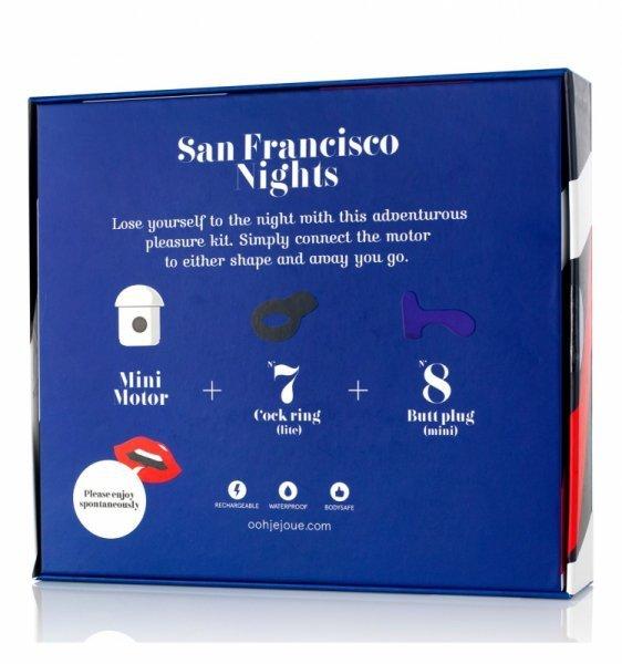 """Zestaw """"San Francisco"""" Ooh by Je Joue"""