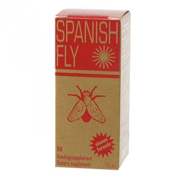 Mocne krople podniecające dla Pań -SPANISH FLY GOLD