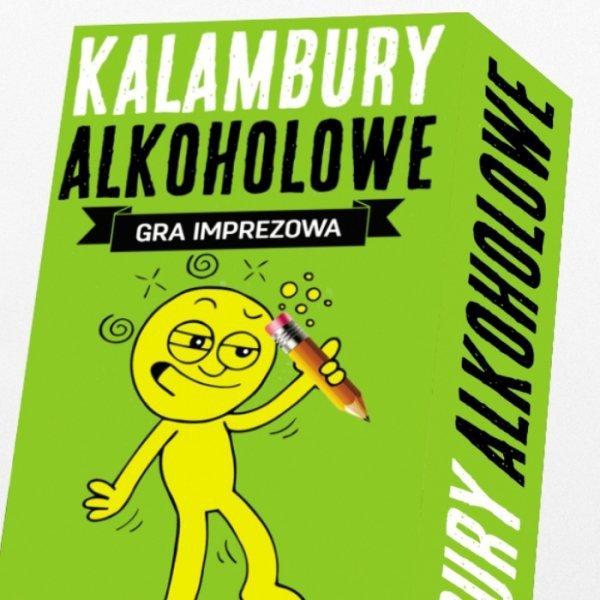 Gry-Gra Karciana Kalambury Alkoholowe