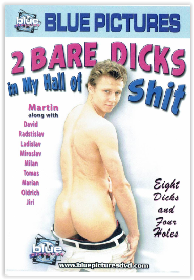 DVD-2 BARE DICKS IN MY HALL OF SHIT