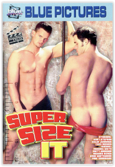 DVD-SUPER SIZE IT