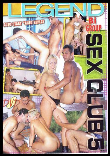 DVD-BI GROUP SEX CLUB 5