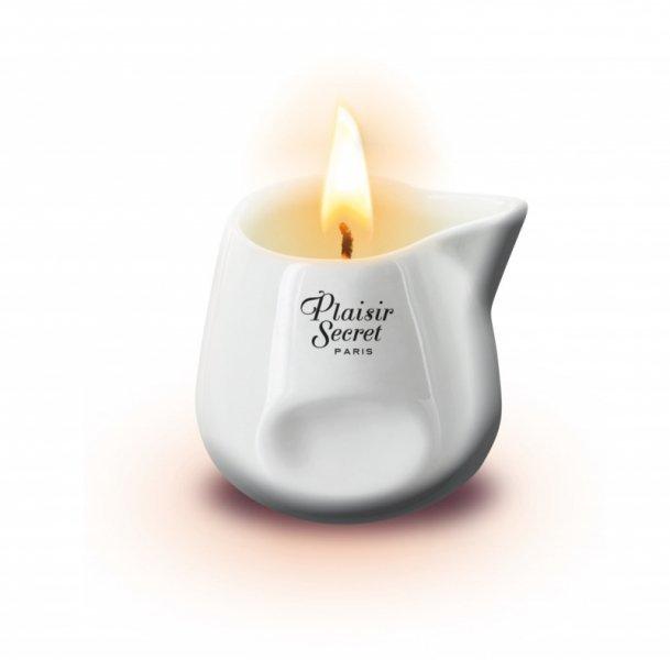 Świeca do masażu Wanilia 80ml