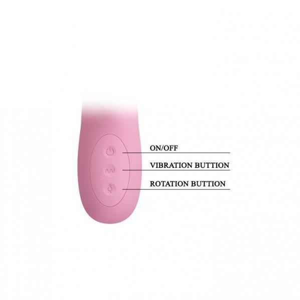 PRETTY LOVE - TRUMAN USB 4 rot. 12 vibration