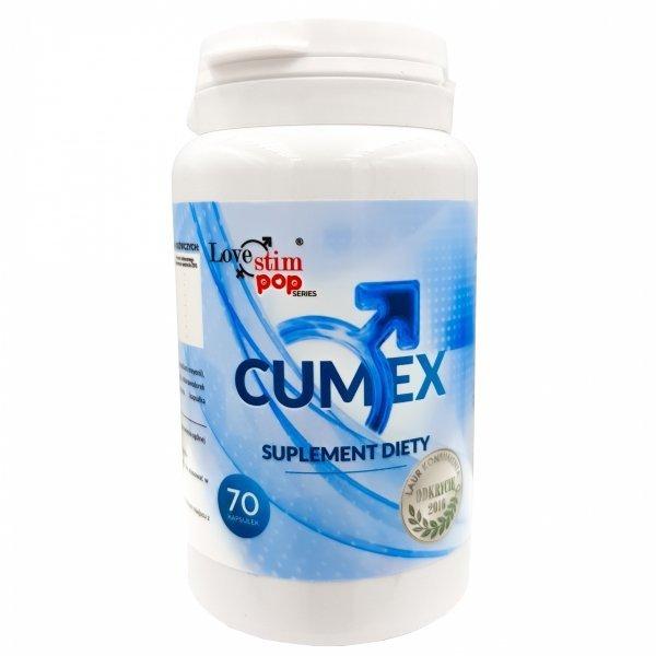 Cumex 65 kaps. WIĘKSZY WYTRYSK 01/2020