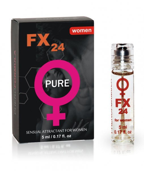 FX24 for women - neutral, roll-on 5 ml