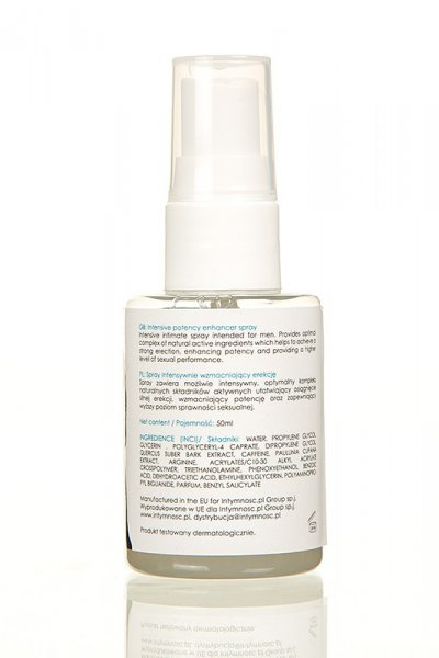 Potency Spray Intensive 50 ml