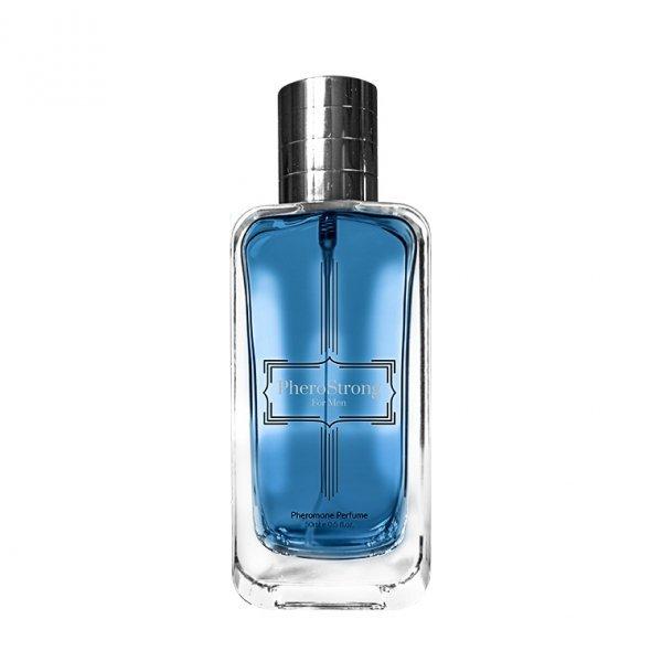 Pherostrong Perfumy podniecające kobiety +feromony 50ml MĘSKIE