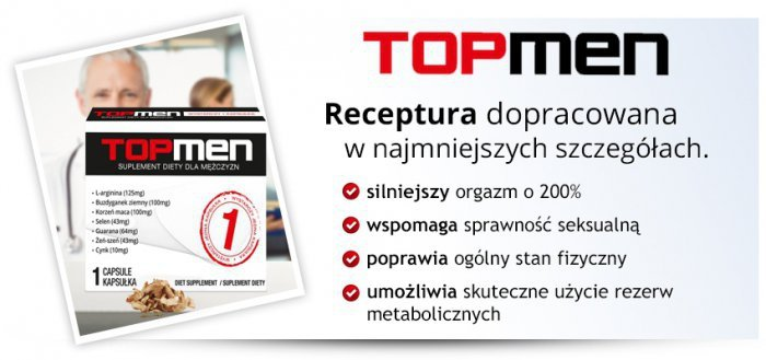 Top Men - 1 kapsułka