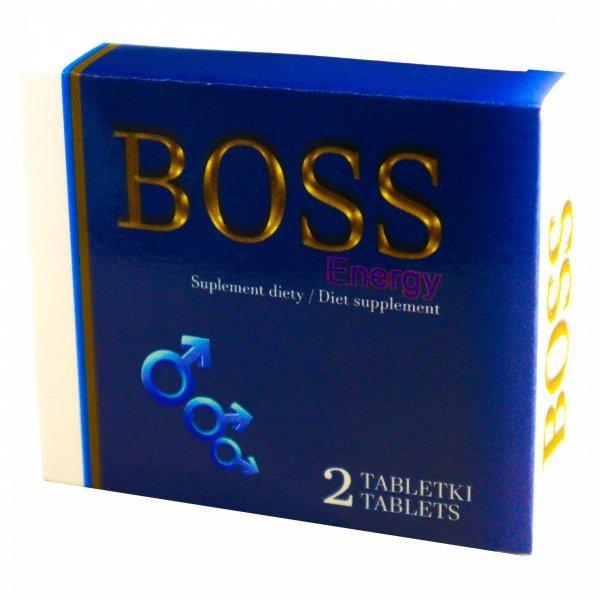 2TAB Boss Energy Szybka pewna długotrwała erekcja