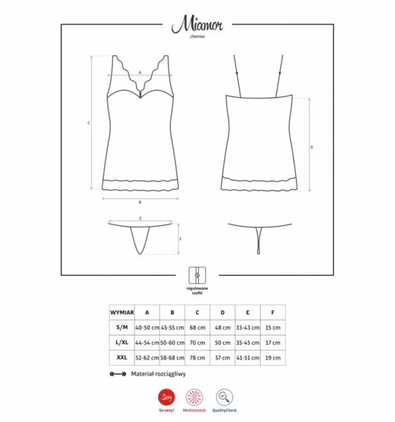 Miamor koszulka L/XL