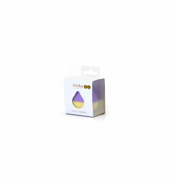 Iroha by Tenga - Mini Fuji Lemon vibrator
