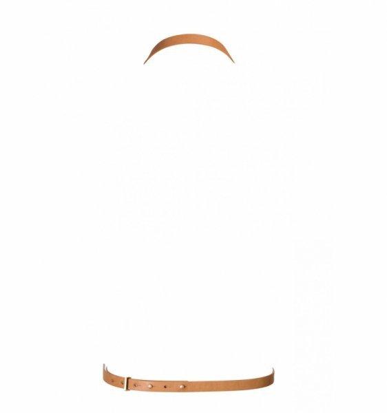 Bijoux Indiscrets - MAZE 8 Harness Brown