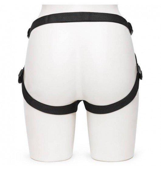 Uprize Universal Strap On Harness Black