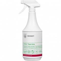 MEDISEPT Velox Foam Extra, 1L Flasche, ALKOHOLFREIE Flächendesinfektion, gebrauchsfertig