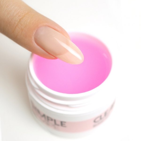 SIMPLE SHAPE Clear Pink 50ml - Mistero Milano
